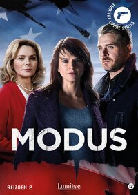 Modus - Seizoen 2-DVD