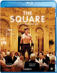 The Square-Blu-Ray