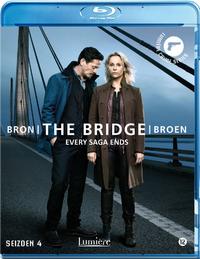 The Bridge - Seizoen 4-Blu-Ray