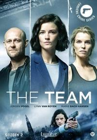 The Team - Seizoen 2-DVD