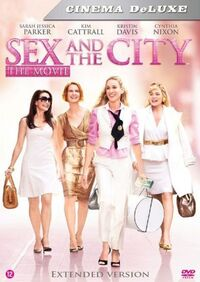 Sex And The City - The Movie-DVD