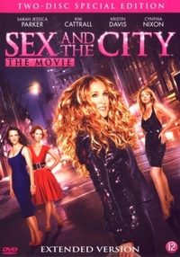 Sex And The City The Movie-DVD