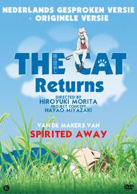 The Cat Returns-DVD