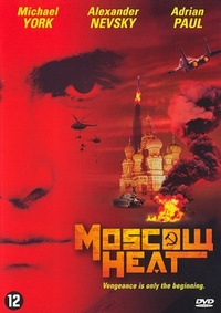 Moscow Heat-DVD
