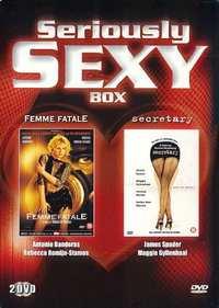 Femme Fatale / Secretary (18+)-DVD