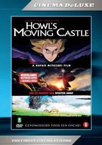 Howl's Moving Castle-DVD
