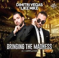 Dimitri Vegas & Like Mike Vol. 3 - Bringing The Madness (2 CD)--CD