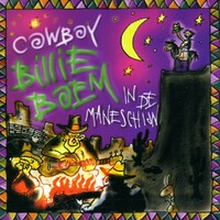 Cowboy Billie Boem In De Maneschijn-Cowboy Billie Boem-CD