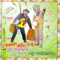 Cowboy Billie Boem Op Vakantie-Cowboy Billie Boem-CD