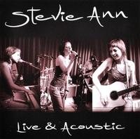 Live & Acoustic-Stevie Ann-CD