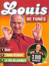 Louis De Funès - Collection 1-DVD