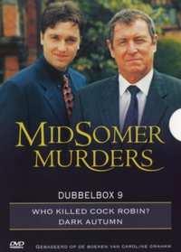 Midsomer Murders - Dubbelbox 9-DVD