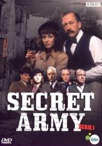 Secret Army - Seizoen 1-DVD