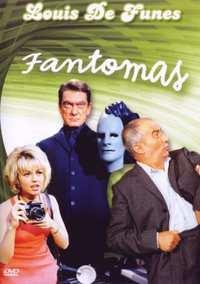 Fantomas-DVD