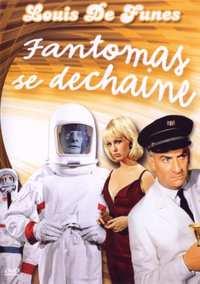 Fantomas Se Dechaine-DVD