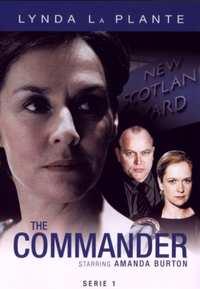 Commander - Seizoen 1-DVD