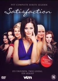 Satisfaction - Seizoen 1-DVD