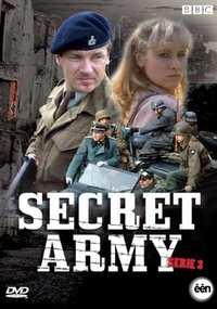 Secret Army - Seizoen 3-DVD