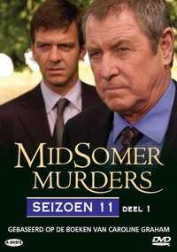 Midsomer Murders - Seizoen 11 Deel 1-DVD