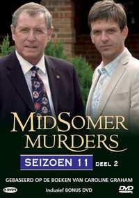Midsomer Murders Seizoen 11 DL.2-DVD