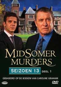 Midsomer Murders - Seizoen 13 Deel 1-DVD