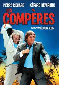 Les Comperes-DVD