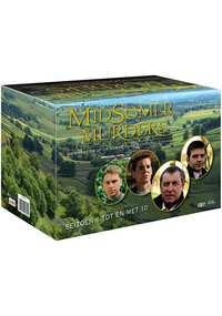 Midsomer Murder Box Seizoen 6-10-DVD