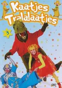 Kaatje Tralalaatjes Deel 3-DVD