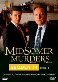 Midsomer Murders Seizoen 14 Deel 1-DVD
