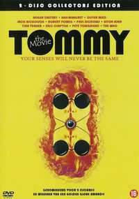 Tommy: The Movie (Collectors Edition)-DVD