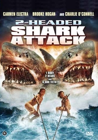 2 Headed Shark Attack-DVD