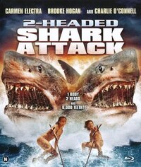 2 Headed Shark Attack-Blu-Ray