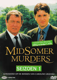 Midsomer Murders Serie 1-DVD