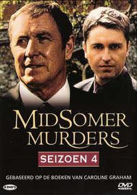 Midsomer Murders Serie 4-DVD