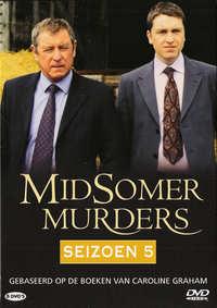 Midsomer Murders Serie 5-DVD