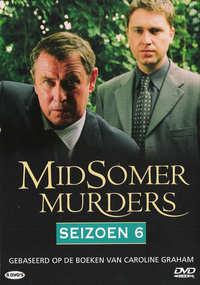 Midsomer Murders Serie 6-DVD