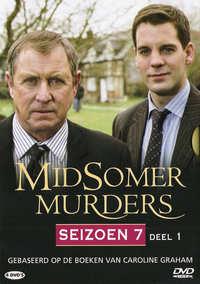 Midsomer Murders Serie 7-1-DVD