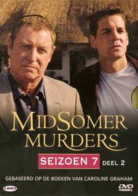 Midsomer Murders Serie 7-2-DVD
