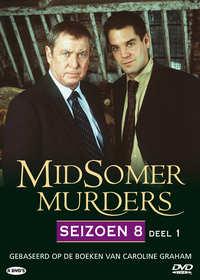 Midsomer Murders Serie 8-1-DVD