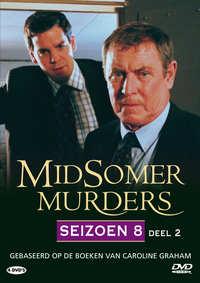 Midsomer Murders Serie 8-2-DVD