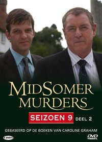 Midsomer Murders Serie 9-2-DVD