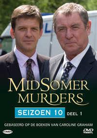 Midsomer Murders Serie 10-1-DVD
