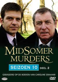 Midsomer Murders Serie 10-2-DVD