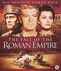 Fall Of The Roman Empire-Blu-Ray