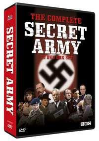 Secret Army - Seizoen 1-3-DVD
