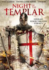 Night Of The Templar-DVD