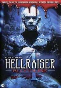 Hellraiser 4-DVD