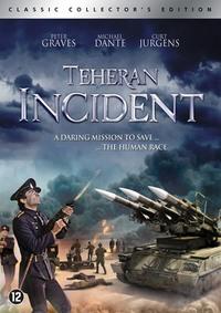 Teheran Incident-DVD