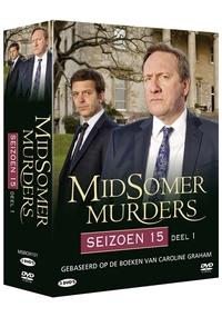 Midsomer Murders Seizoen 15 Deel 1-DVD