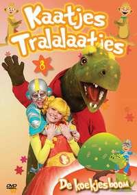 Kaatjes Tralalaatjes 8-DVD